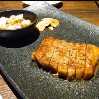 黒毛和牛ステーキ(鉄板キッチン 吟 三宮店 (GIN))