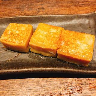 焼きごま豆冨(鉄板キッチン 吟 三宮店 (GIN))