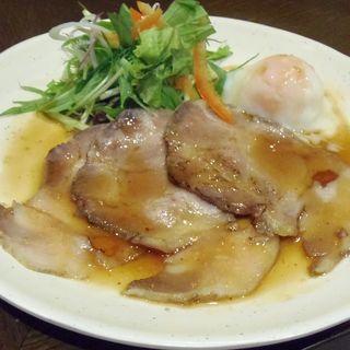 炙りチャーシューと半熟たまご(COOKPARK (クックパーク) )