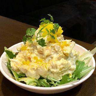 たくあんのポテトサラダ(COOKPARK (クックパーク) )