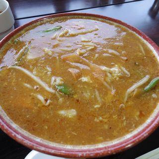 ドラゴン麺(中辛)(もうもう亭 (モウモウテイ))