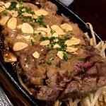 牛ロースステーキ(旬味旬菜 大和)