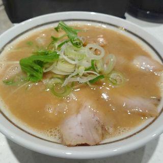 鶏豚正油ラーメン(弥五郎)