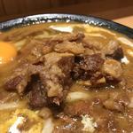 肉カレーうどん(日本橋 讃岐うどん ほし野 )