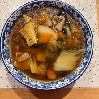 五目あんかけ麺(風龍 (FOOLONG))