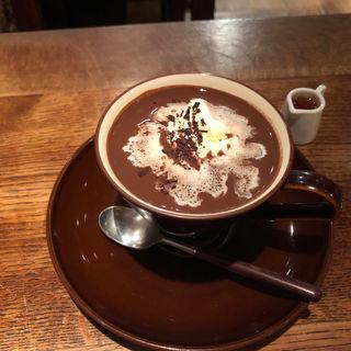 ラムココア(COFFEE HALL くぐつ草 (クグツソウ))