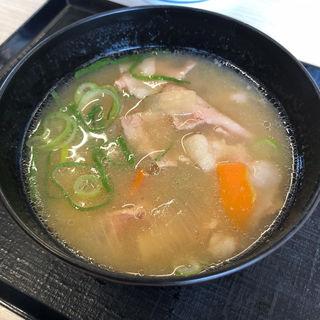 とん汁 (小)(かつや 大阪泉佐野店 )
