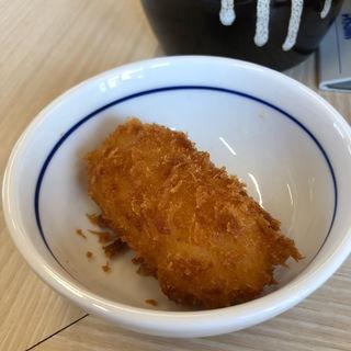 カニクリームコロッケ(かつや 大阪泉佐野店 )