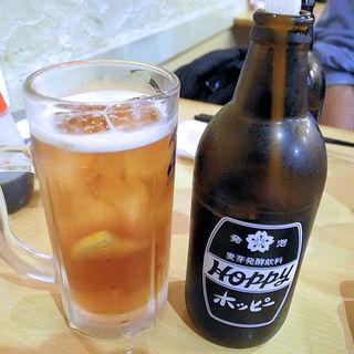 黒ホッピー(もつ焼き 三朝 (もつ焼き さんちょう))