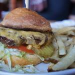 Courtyard Burger