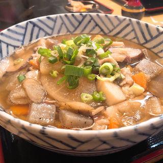 けんちん蕎麦(春日 (かすが))