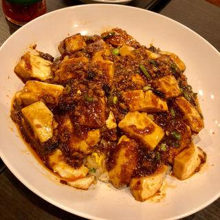 麻婆焼飯(蘇州 )