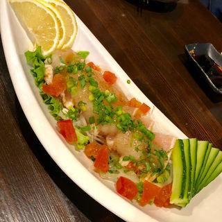 鶏むねの梅おろし(旬味旬菜 大和)