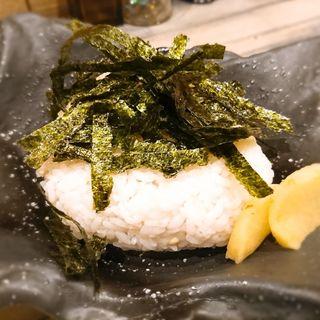 雑穀米のおにぎり(ナチュラルダイニング風)