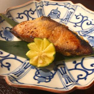 ブリの西京焼き(寿司&bar koleksi)