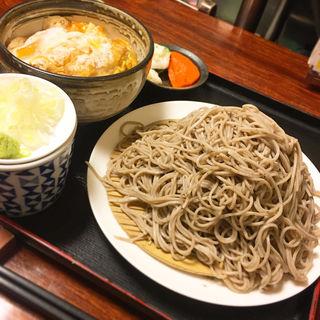 カツ丼セット(六兵衛 )