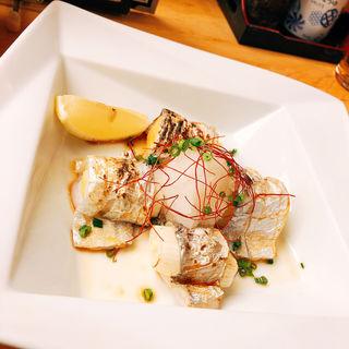 太刀魚のネギま焼き