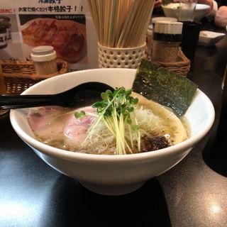 青唐辛痛麺(麺や勝治)
