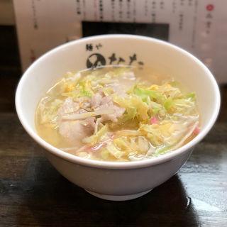 タンメン(麺や ひなた)