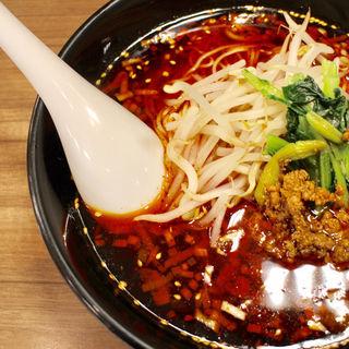 サンラー湯麺(四川飯店 (シセンハンテン))