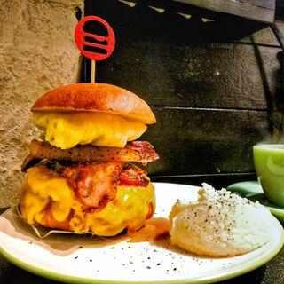 ICON Burger(アイコンバーガー)(ICON)