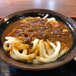 カレーうどん(うどんバカ一代)