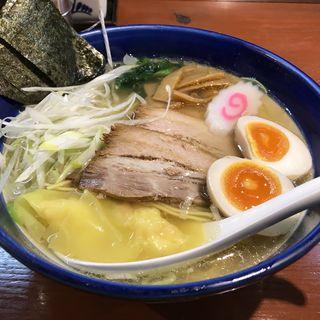 特製塩らーめん(しお貫 (しおかん))