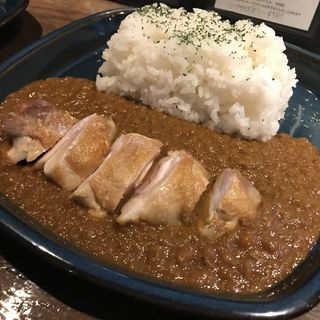 チキンカリー(スパイスバル ウェア (SPICE・BAR WHERE))