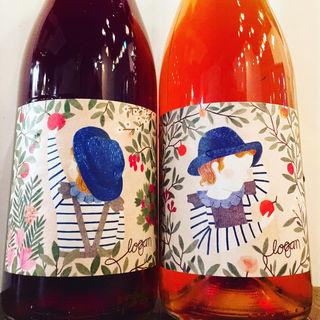 ロゼ&オレンジワイン(牛タン&ワインバル SHITAN'S)