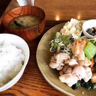 日替わりごはん(喫茶 アカリマチ )