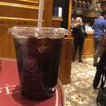 アイスコーヒー M(アンティコカフェアルアビス 六本木ヒルズ店 )