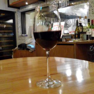 赤ワイン(北海道マルハ・バル)