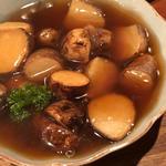 海老芋の唐揚げ(ヌンチャク )