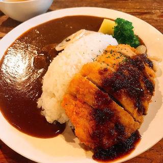 カツカレー(レストラン ちと )