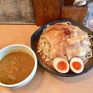 とろカレーつけ麺(とろ肉つけ麺 魚とん (【旧店名:とろ肉つけ麺 蔦八】))