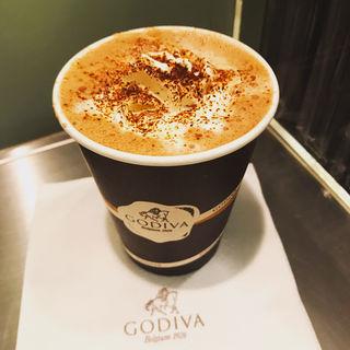 ホットショコリキサー ダークチョコレート カフェモカ(ゴディバ 新丸の内ビル店 (Godiva))