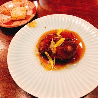 牡蠣のフリット 甘酢唐辛子ソース(虎峰 (コホウ))