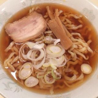 ラーメン 平打ち麺(大吉屋 )