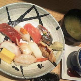 昼のサービスランチ(ななつぼ 鹿島田店)