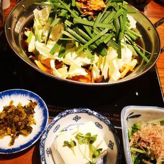 モツ鍋セット(もつ鍋 一慶)