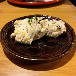 イブリガッコクリームチーズ(酒場きんぼし)