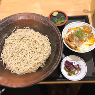 カツ丼セット(ウエスト 天神昭和通り店 )