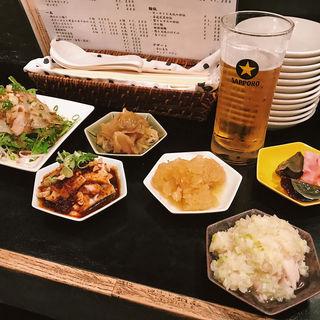 前菜6種盛り合わせ(善道)