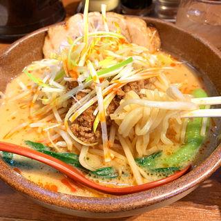 坦々麺(芝山商店 )
