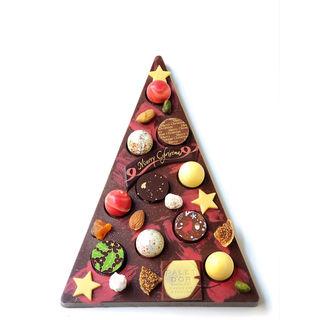 クリスマスツリーショコラ(ショコラティエ パレ ド オール 東京 (CHOCOLATIER PALET D'OR))
