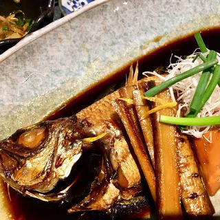 本日の鮮魚 漁師煮付け(日替り)(ぼんや )