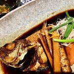 本日の鮮魚 漁師煮付け(日替り)