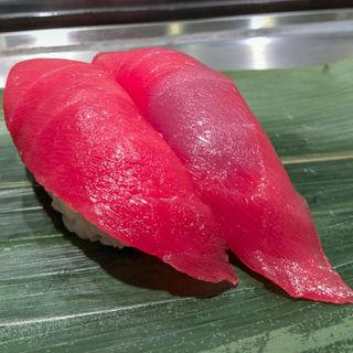 本まぐろ中トロ(魚がし日本一 エキュート品川サウス店 )