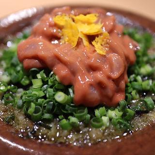 焼きポテトサラダ 磯の香り(天ぷら串 山本家)