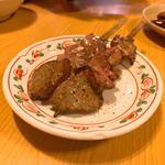 白肝串焼(千亀 )